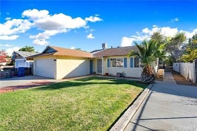 Quartz Hill Single Family Home For Sale: 5234 W Avenue L8