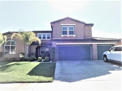 Murrieta Single Family Home For Sale: 37977 Pereza Court