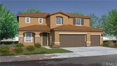 Menifee Single Family Home For Sale: 30090 Sierra Ridge Way