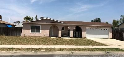 Hemet Single Family Home For Sale: 41210 Orange Place