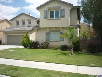 Hemet Single Family Home For Sale: 1252 Stepstone Court