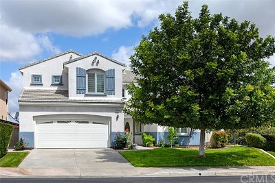 Temecula Single Family Home For Sale: 33442 Biltmore Drive