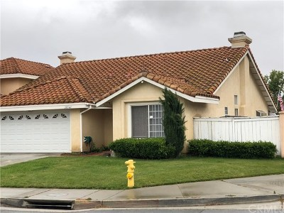 Menifee Single Family Home For Sale: 28541 Moon Shadow Drive