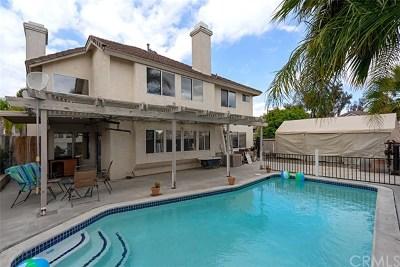 Murrieta Single Family Home For Sale: 25145 Corte De Los Pajaros