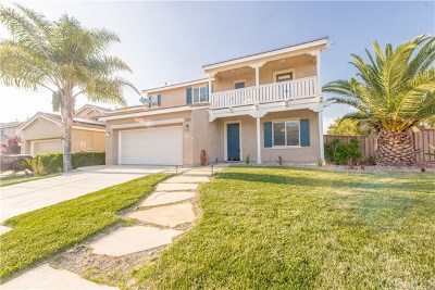 Lake Elsinore Single Family Home For Sale: 19690 Berrywood Drive