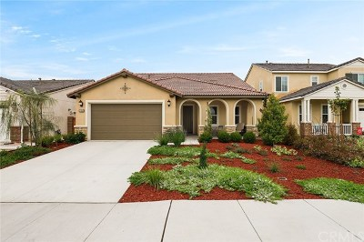 Menifee Single Family Home For Sale: 27807 Paddleboat Court