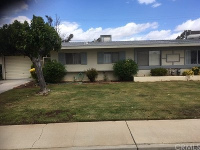 Riverside County Condo/Townhouse For Sale: 28466 Pebble Beach Drive