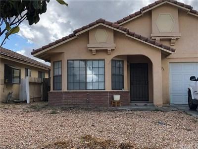 Hemet Single Family Home For Sale: 425 Avenida Miravella