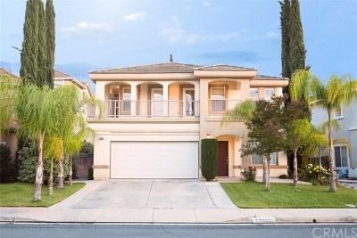 Murrieta Single Family Home For Sale: 29915 Rose Blossom Drive