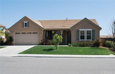 Canyon Lake, Lake Elsinore, Menifee, Murrieta, Temecula, Wildomar, Winchester Rental For Rent: 41568 Evening Shade Place