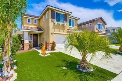 Menifee Single Family Home For Sale: 29310 Grande Vista Avenue