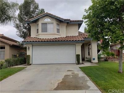 Murrieta Single Family Home For Sale: 40963 Morning Glory Drive