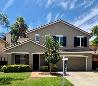 Riverside, Temecula Single Family Home For Sale: 32319 Pensador Street