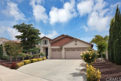 Murrieta Single Family Home For Sale: 23522 Taft Court
