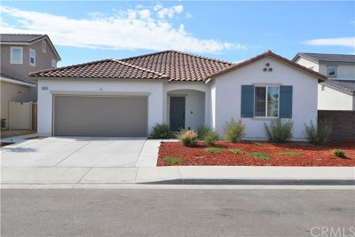 Lake Elsinore Single Family Home For Sale: 29359 Wild Lilac