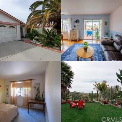 Oceanside Single Family Home For Sale: 279 San Dimas Avenue