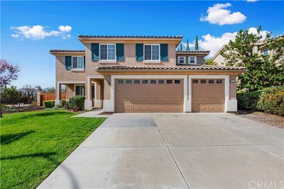 Canyon Lake, Lake Elsinore, Menifee, Murrieta, Temecula, Wildomar, Winchester Rental For Rent: 24251 Broad Oak Street