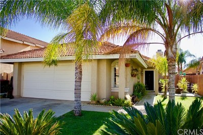 Moreno Valley Single Family Home Active Under Contract: 14939 Meadow Breeze Drive