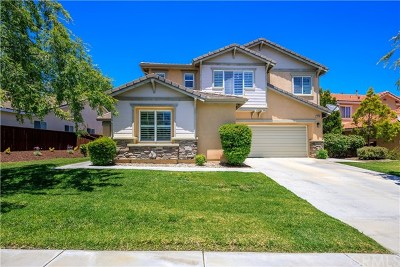 Temecula Single Family Home For Sale: 32758 Stonefield Lane