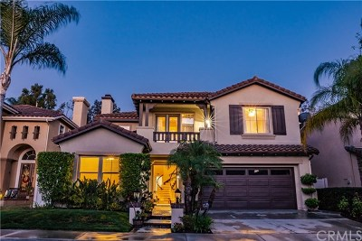 Rancho Santa Margarita Single Family Home For Sale: 22 Shea