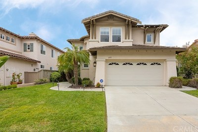 Carlsbad Single Family Home For Sale: 6355 Paseo Corono