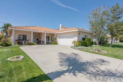 Temecula Single Family Home For Sale: 32358 Corte Palacio