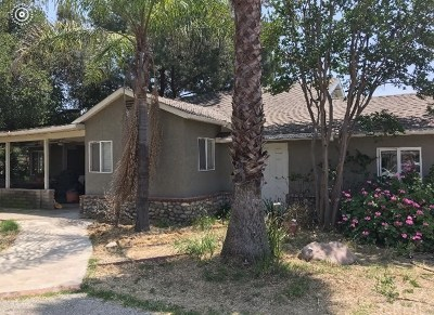 San Dimas Single Family Home For Sale: 814 N Oakway Ave