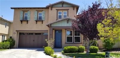 Canyon Lake, Lake Elsinore, Menifee, Murrieta, Temecula, Wildomar, Winchester Rental For Rent: 40230 Danbury Court
