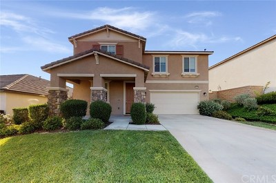 Lake Elsinore Single Family Home For Sale: 34300 Deergrass Way
