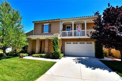 Temecula Single Family Home For Sale: 32165 Live Oak Drive