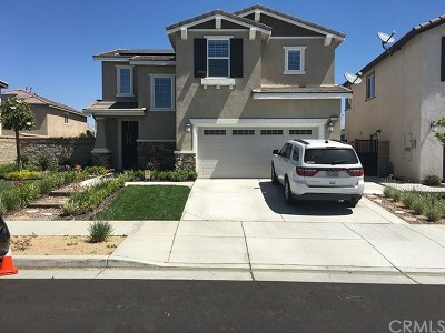 Jurupa Single Family Home For Sale: 12150 Chutes Court