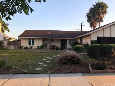 Riverside Single Family Home For Sale: 3958 Redondo Street