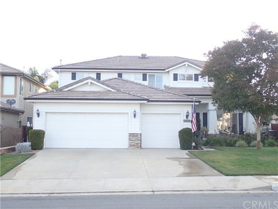 Murrieta Single Family Home For Sale: 39778 Clements Way