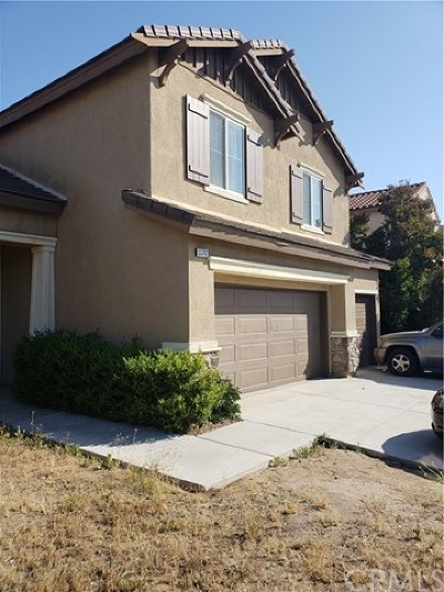 Wildomar Single Family Home For Sale: 33762 Wagon Train Drive