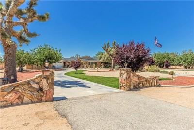 Lancaster, Palmdale Single Family Home For Sale: 1760 W Avenue L4