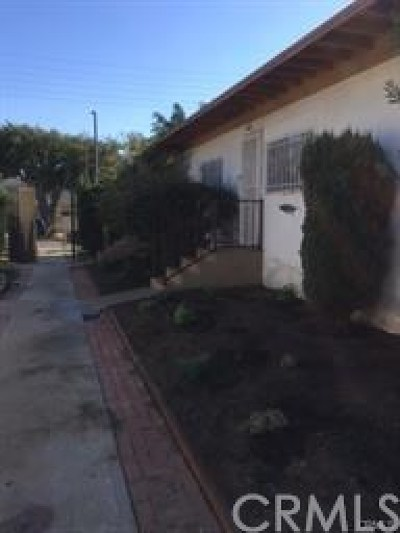 Harbor City Multi Family Home For Sale: 1059 W. 253rd