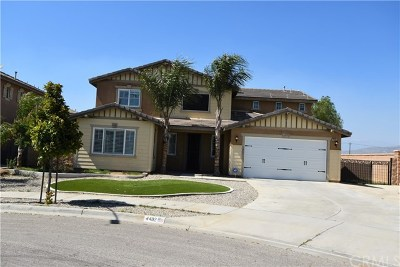 Hemet Single Family Home For Sale: 4402 Gallop Court
