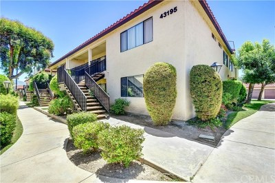 Hemet Condo/Townhouse For Sale: 43195 Andrade Avenue #D