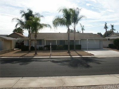 Menifee Single Family Home For Sale: 29001 Prestwick Road