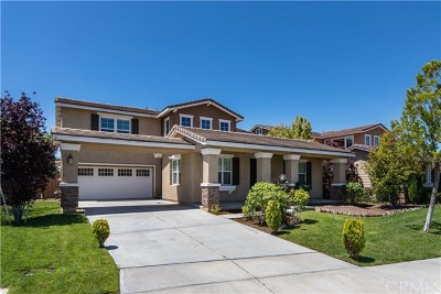 Temecula Single Family Home For Sale: 30893 Sonia Lane