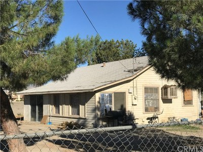 Riverside Single Family Home For Sale: 1011 W 7th Street
