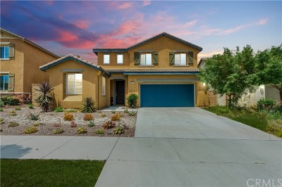 Murrieta Single Family Home For Sale: 31648 Chamise Lane