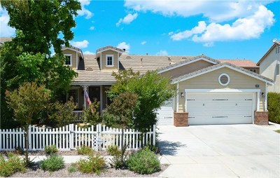 Murrieta Single Family Home For Sale: 33589 Eugenia Lane