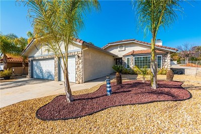 Canyon Lake Single Family Home For Sale: 23250 Canyon Lake Drive N