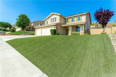 Menifee Single Family Home For Sale: 29160 Stone Ridge Street