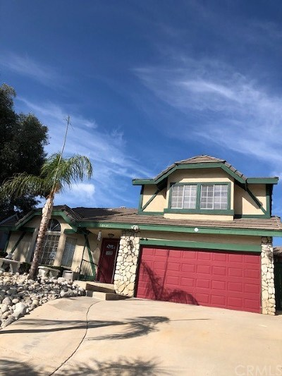 Riverside County Single Family Home For Sale: 30421 Early Round Drive