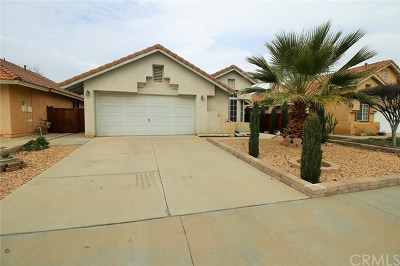 Menifee Single Family Home For Sale: 27405 Uppercrest Court