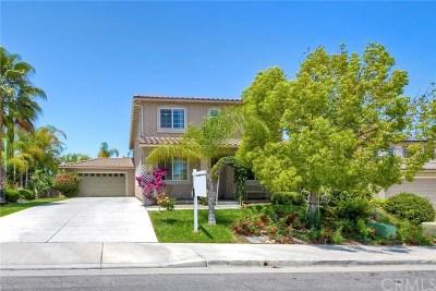 Murrieta Single Family Home For Sale: 23447 Saratoga Springs Place