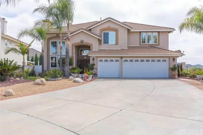 Murrieta Single Family Home For Sale: 36042 Corte Renata