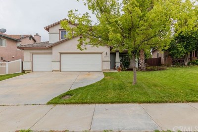 Murrieta Single Family Home For Sale: 24093 Orleans Lane